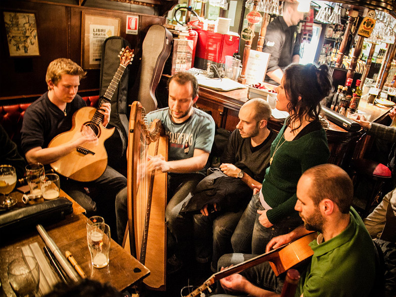 the-dubliner-pub_Music