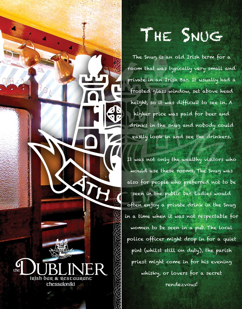 The Dubliner | Irish Bar