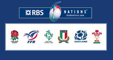 6 Nations Schedule