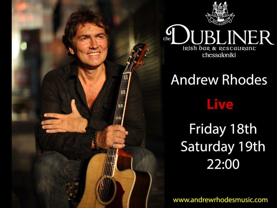 Andrew Rhodes Live