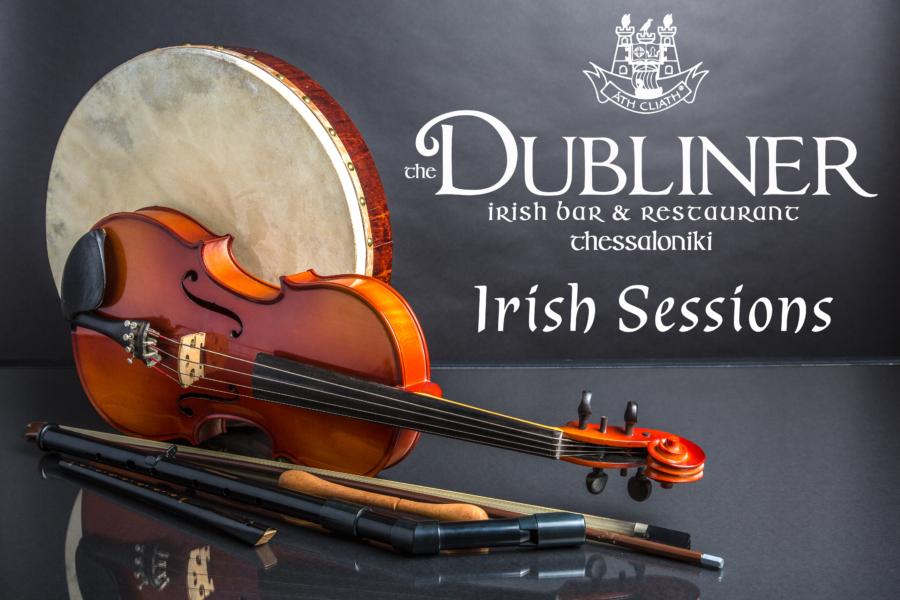 Irish Music Sessions